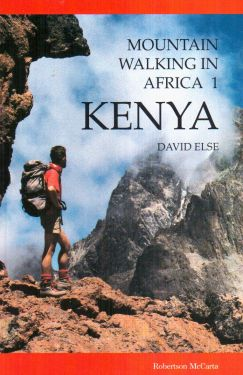 Mountain walking in Africa 1 - Kenya
