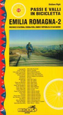 Passi e valli in bicicletta - Emilia Romagna vol.2