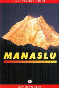 Manaslu a trekker's guide