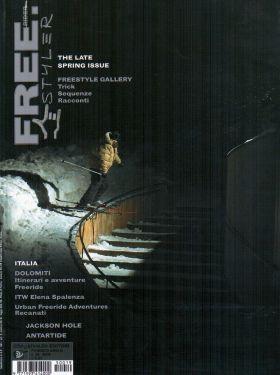 Free rider n° 19