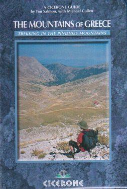 The mountains of Greece - Olympus, Athos, Khelmos, Pindhos