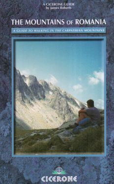 The mountains of Romania
