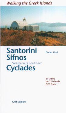 Santorini, Sifnos, Western & Southern Cyclades
