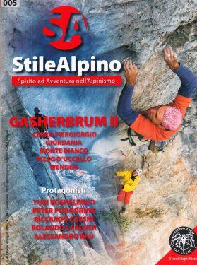 Stile Alpino n° 005