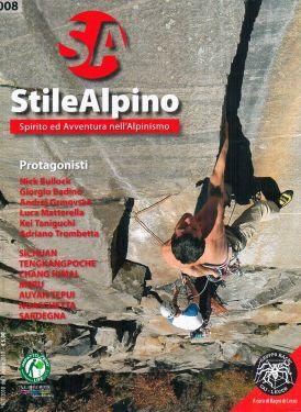Stile Alpino n° 008 - Spirito e Avventura nell'Alpinismo