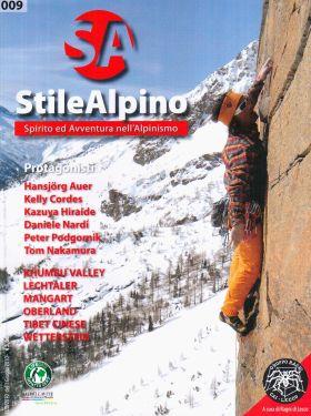 Stile Alpino n° 009 - Spirito e Avventura nell'Alpinismo