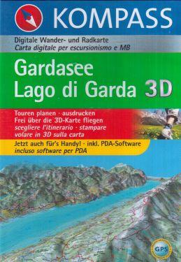 Lago di Garda 3D
