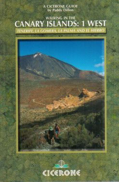 Walking in the Canary Islands: 1 West