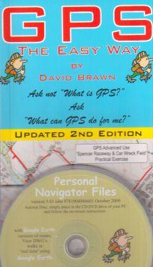 GPS The Easy Way +DVD