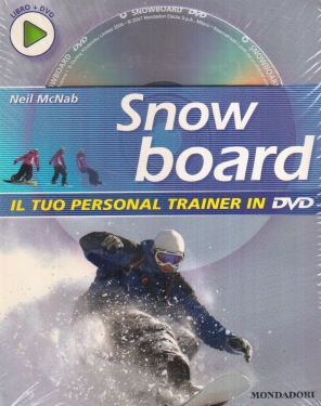 Snowboard libro+DVD