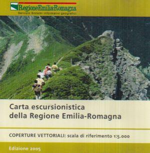 Carta escursionistica della Regione Emilia Romagna