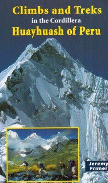 Climbs and treks in the Cordillera Huayhuash of Perù