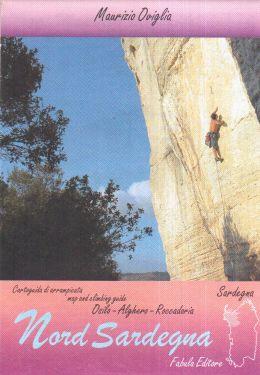 Cartoguida di arrampicata del Nord Sardegna 1:95.000