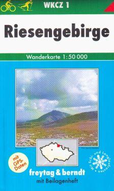 Riesengebirge 1:50.000