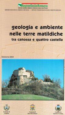 Itinerari geologico-ambientali nelle terre matildiche 1:15.000