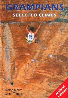 Grampians Selected climbs