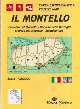 Il Montello 1:20.000