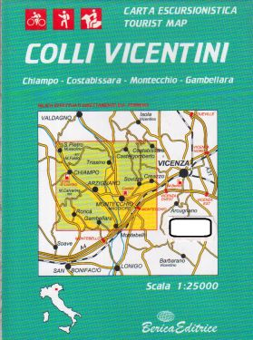 Colli Vicentini 1:25.000