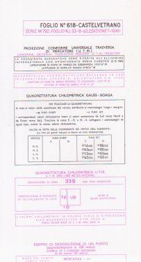 Castelvetrano 1:50.000