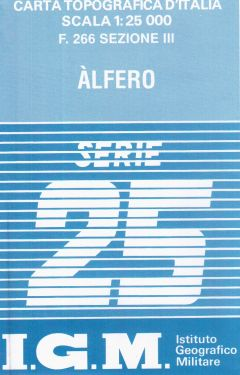 Alfero 1:25.000
