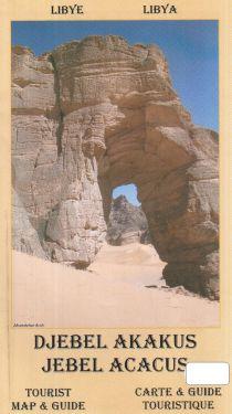 Djebel Akakus 1:100.000