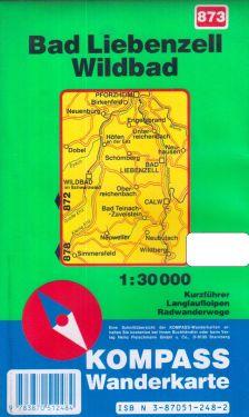 Bad Liebenzell, Wildbad 1:30.000