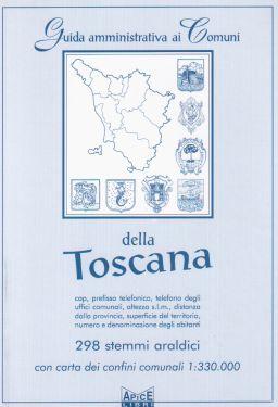 Guida amministrativa ai comuni della Toscana