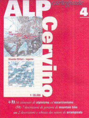 Cervino 1:35.000 foglio n°4