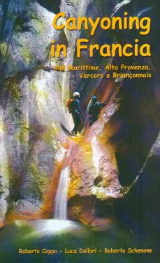 Canyoning in Francia