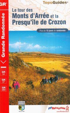 Le Tour des Monts d'Arrée et la Presqu'île de Crozon - GR34 - GR37 - GR380