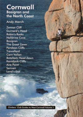 Cornwall, Bosigran and North Coast climbing guide