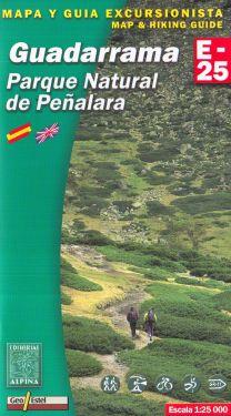 Guadarrama, Parque Natural de Penalara 1:25.000