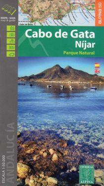 Cabo de Gata, Nìjar 1:50.000