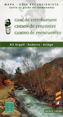 Cami' de Retrobament 1:40.000 - Alt Urgell, Andorra, Ariège