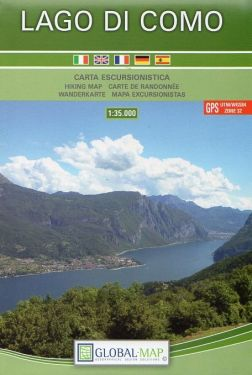 Lago di Como 1:35.000