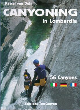 Canyoning in Lombardia