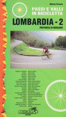Passi e valli in bicicletta - Lombardia vol.2