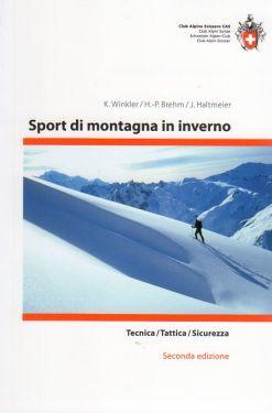 Sport di montagna in inverno