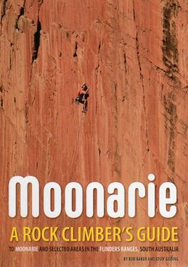 Moonarie - a rock climber's guide