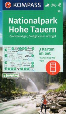 Nationalpark Hohe Tauern / Parco Nazionale Alti Tauri 1:50.000