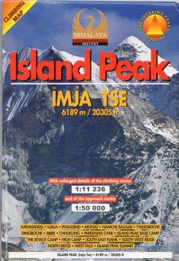 Island Peak 1:50.000