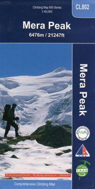 Mera Peak 1:40.000