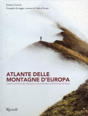 Atlante delle montagne d'Europa
