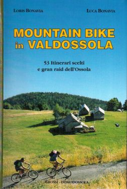 Mountain bike in Valdossola