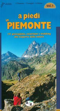 A piedi in Piemonte vol. 1