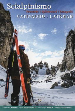 Scialpinismo, freeride, splitboard e ciaspole Catinaccio - Latemar