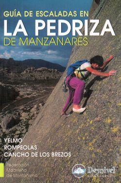 Guia de escaladas en La Pedriza de Manzanares