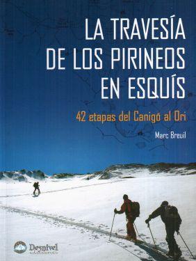 La travesia de los Pirineos en esquis