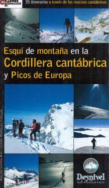 Esqui de montana en la Cordillera cantabrica y Picos de Europa