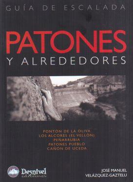 Guia de escalada Patones y Alrededores